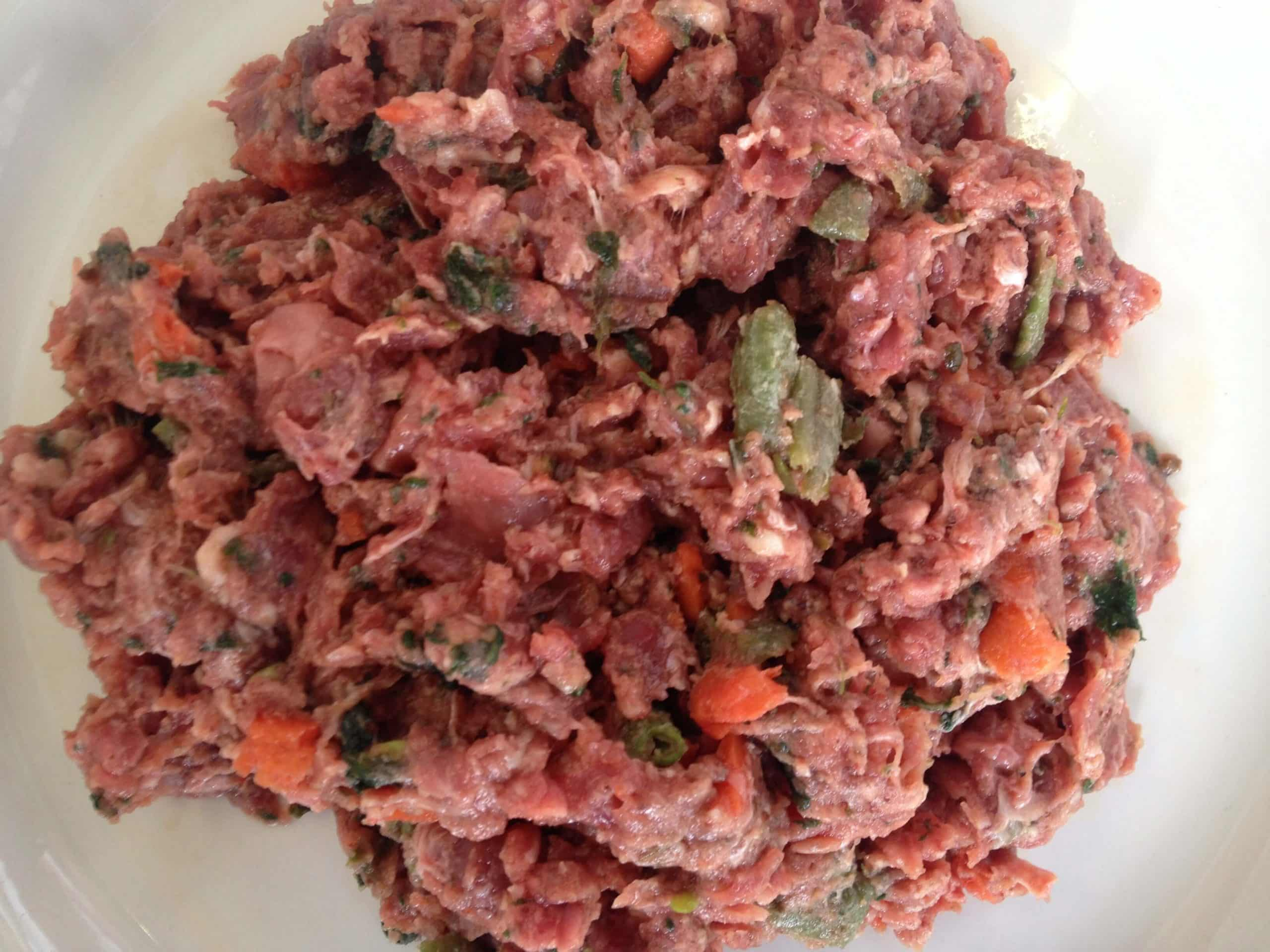 DIY raw diet recipes