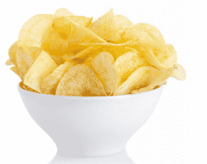 Can my dog eat chips?