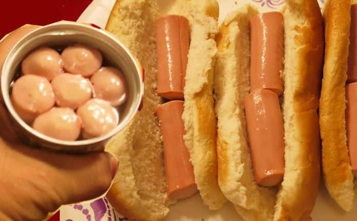 vienna sausage for dogs